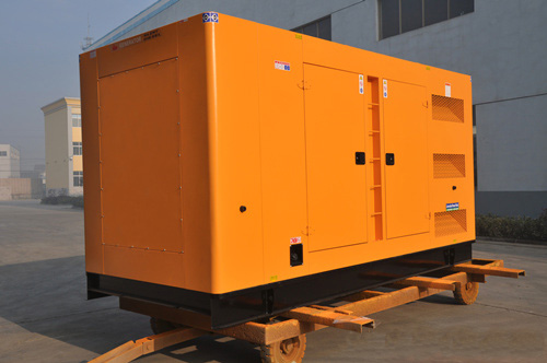 Introduction to the definition and characteristics of high-voltage diesel generator sets