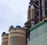 Cement and mining industry
